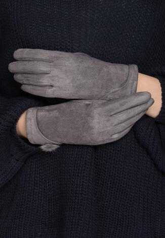 Mănuși Gri