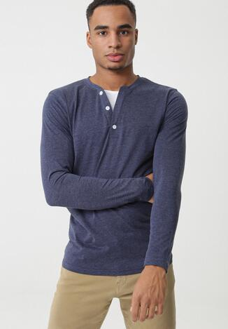 Bluză Bleumarin