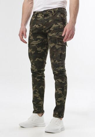 Pantaloni Verde închis