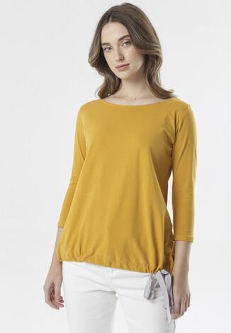 Bluză Galbenă