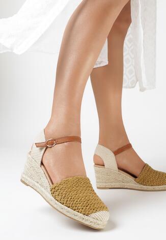 Sandale Galbene
