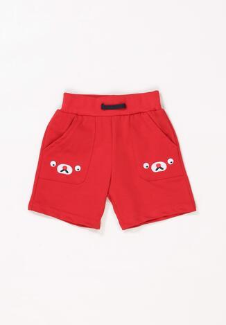 Pantaloni scurți Roșii
