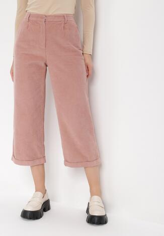 Pantaloni Roz