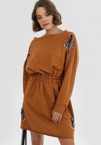 Rochie Camel