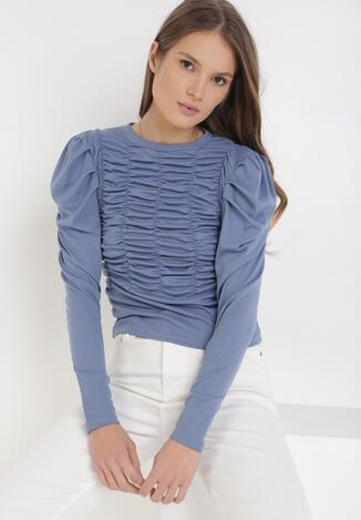 Bluză Albastră