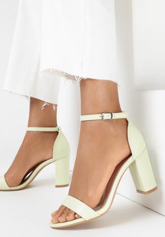 Sandale Verde deschis