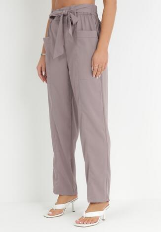 Pantaloni Mov închis