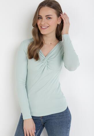 Bluză Verde mentă