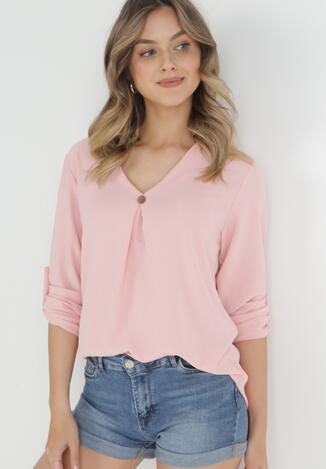 Bluză Roz