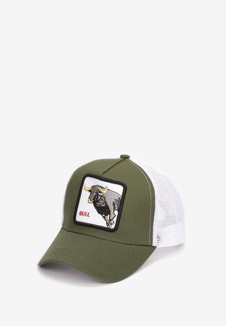 Șapcă Verde închis