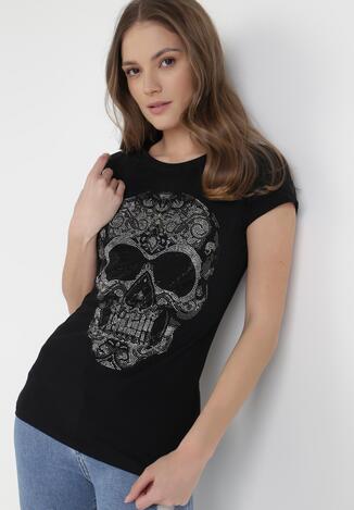 T-shirt Negru