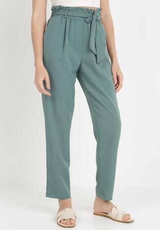 Pantaloni Verzi