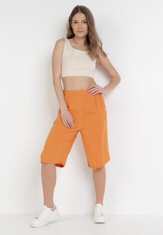 Pantaloni Portocalii