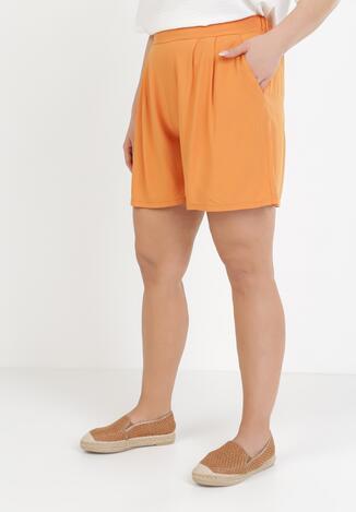 Pantaloni scurți Portocalii