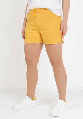 Pantaloni scurți Galbeni