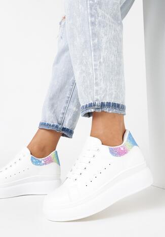 Sneakers Culori mixte