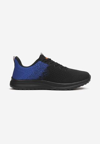 Pantofi sport Negru cu albastru