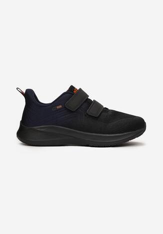Pantofi sport Negru cu bleumarin