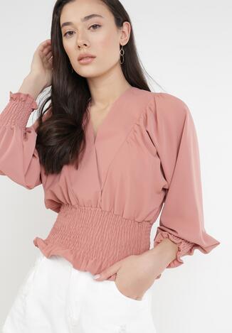 Bluză Roz somon