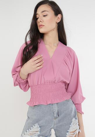 Bluză Roz închis