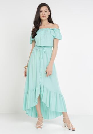 Rochie Verde mentă