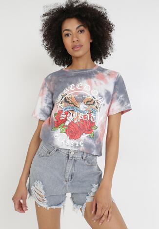 T-shirt Gri