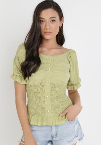 Bluză Verde deschis