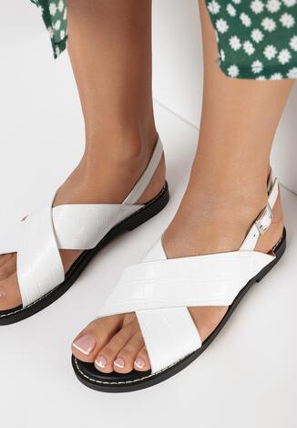 Sandale Albe