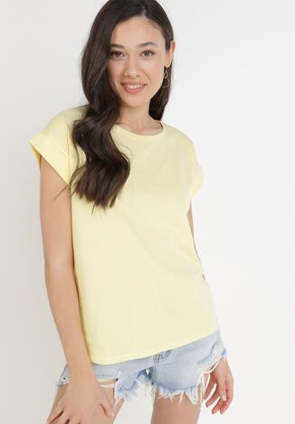 T-shirt Galben
