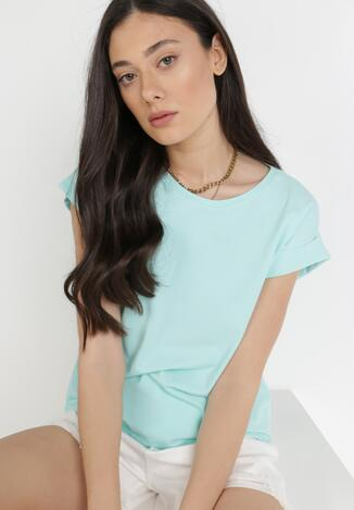 T-shirt Verde mentă