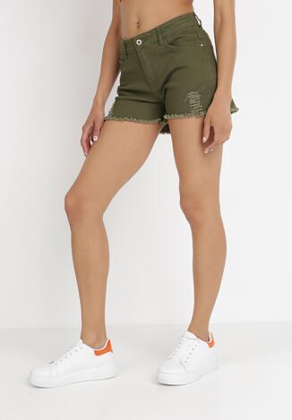 Pantaloni scurți Verzi