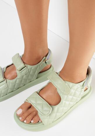Sandale Verzi menta