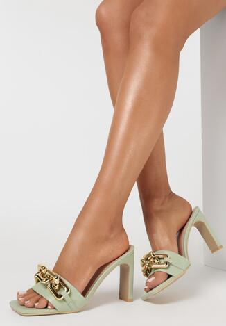 Papuci Verzi menta