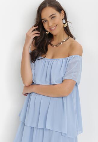 Rochie Albastră