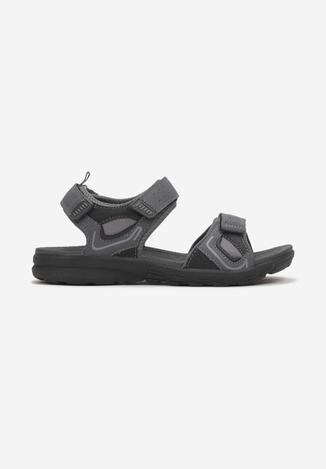 Sandale Gri închis