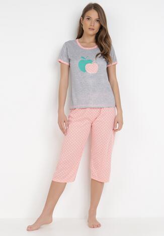 Compleu pijama Roz somon