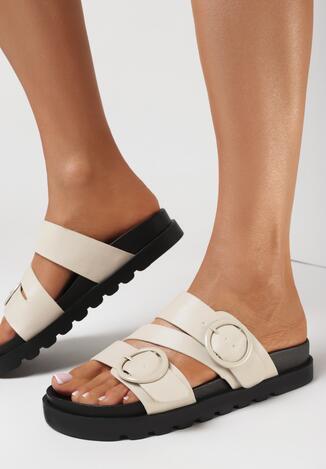 Papuci Roz somon
