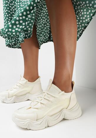 Sneakers Bej