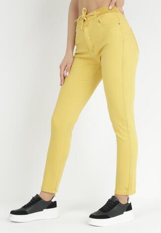 Pantaloni Galbeni