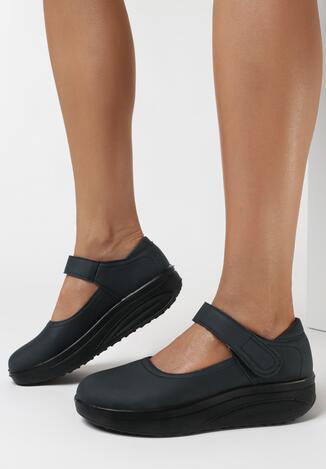 Pantofi casual Bleumarin