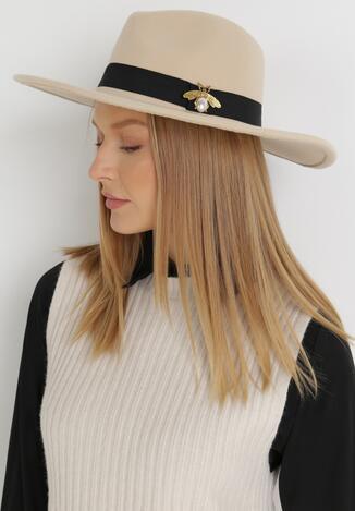 Pălărie Bej deschis