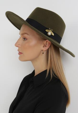 Pălărie Verde închis