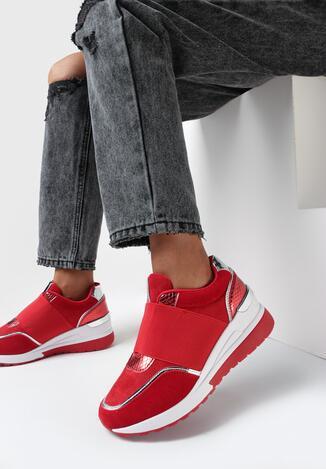 Sneakers Roșii