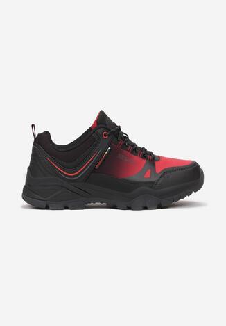 Pantofi trekking Roșii
