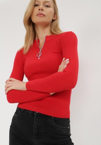 Pulover Roșu