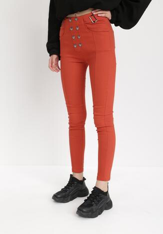 Pantaloni Roz somon