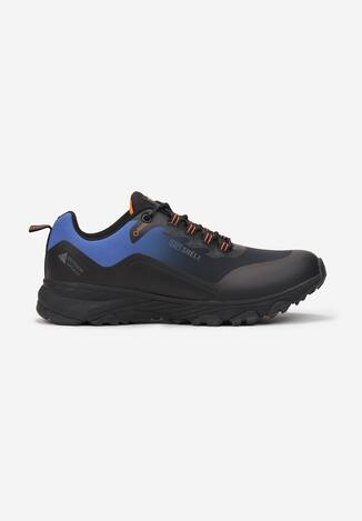 Pantofi trekking Negru cu portocaliu