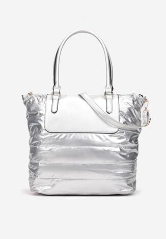 Geantă  Argintie