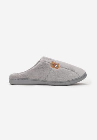 Papuci de casă Gri