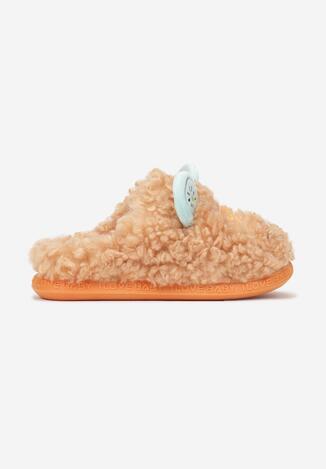 Papuci de casă Portocalii